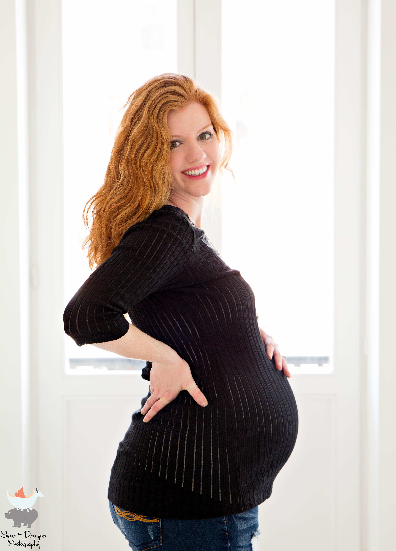 pregnant glofish info