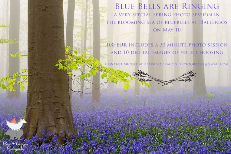 Blue bells are ringing