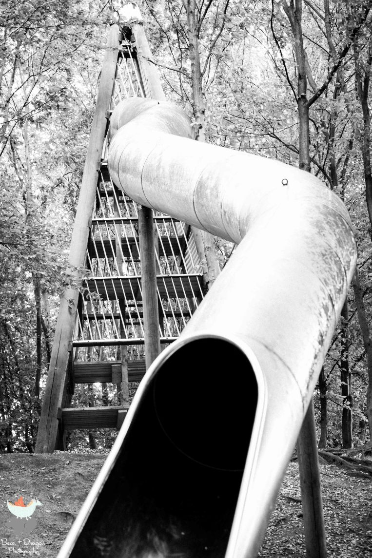 Black diamond slide